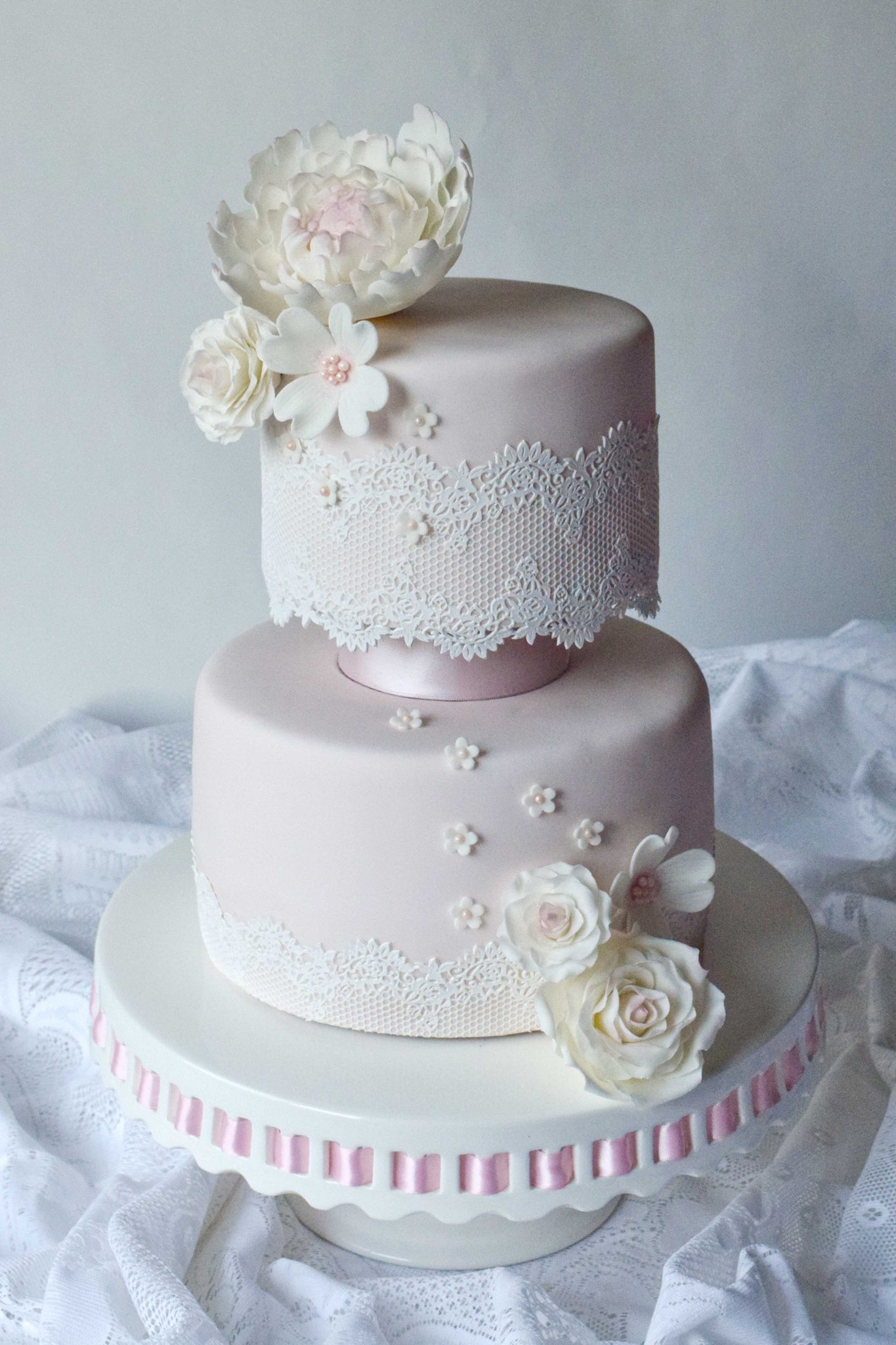 Wedding Cakes | The Cake Flower